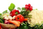 organik sebze ürünleri